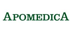 Logo Apomedica Pharmazeutische Produkte GmbH